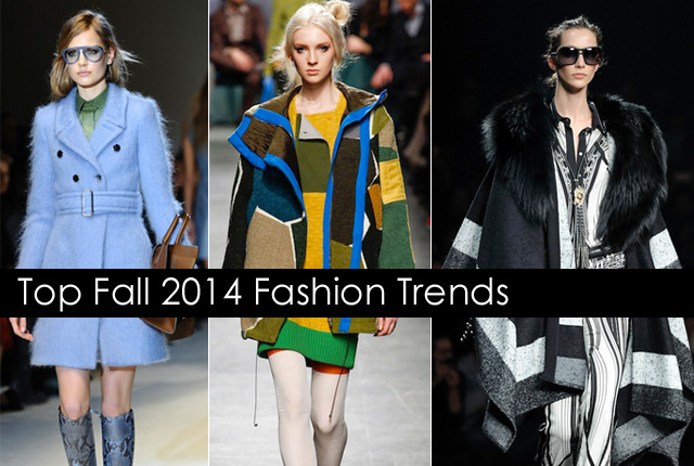 Fall 2014 Fashion Trends