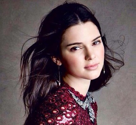 Kendall Jenner Featured In Vogue Magazine