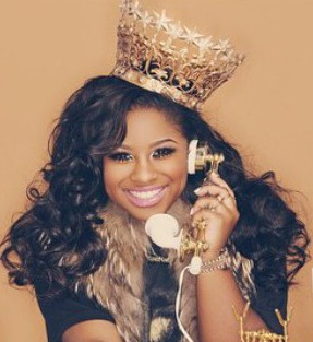 Reginae Carter's Winter White Affair