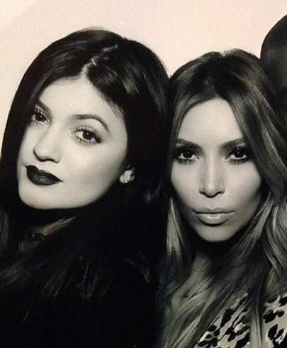 Kim Kardashian Taught Kylie Jenner How To Go From 'Good Girl ToGhetto'