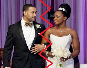 Phaedra Parks And Apollo Nida Are Getting A Divorce