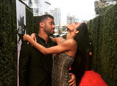 Ciara Shares Cozy Moments On BET Awards Red Carpet With Boo RussellWilson