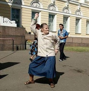 Honey of the Day: Granny Got Moves