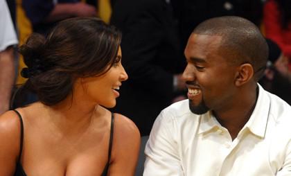 Kim Kardashian and Kanye West ExpectingTwins?