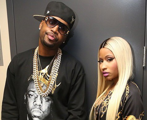 Nicki Minaj's Ex Safaree Samuels Releasing A Shady Diss Single About Nicki