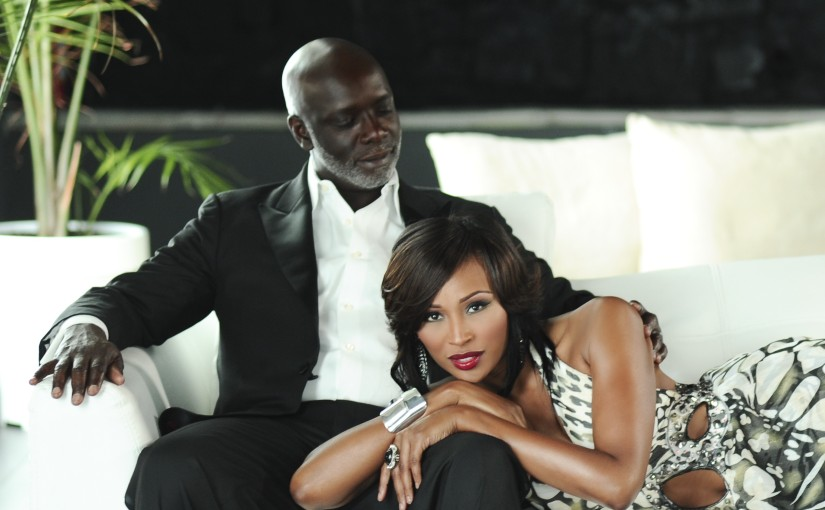 Peter Thomas Caught Lip Locking But Not With Cynthia Bailey?
