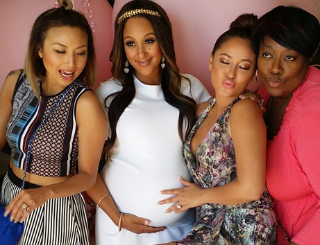 Tamera Mowry Welcomes Her New Baby Girl