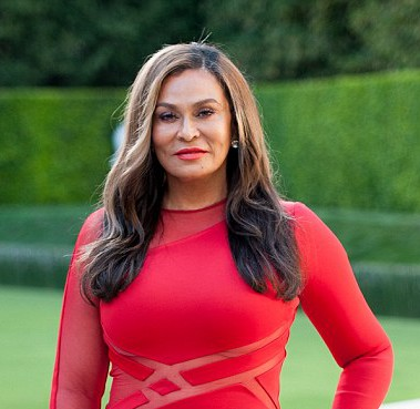 "No Beyoncé or Solange: Tina Knowles Lawson Slays At ""Eboy"" Cover Launch In L.A."