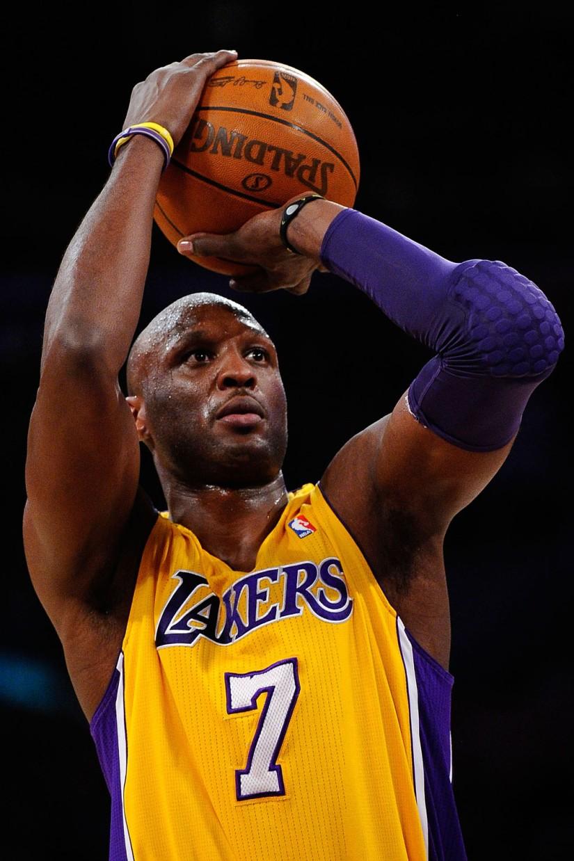 CelebriTEA: Lamar Odom was found where?