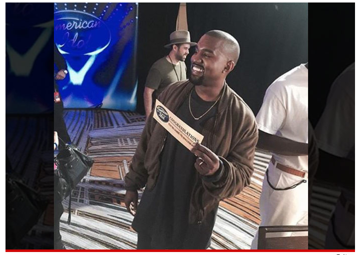 Kanye's Going toHollywood!