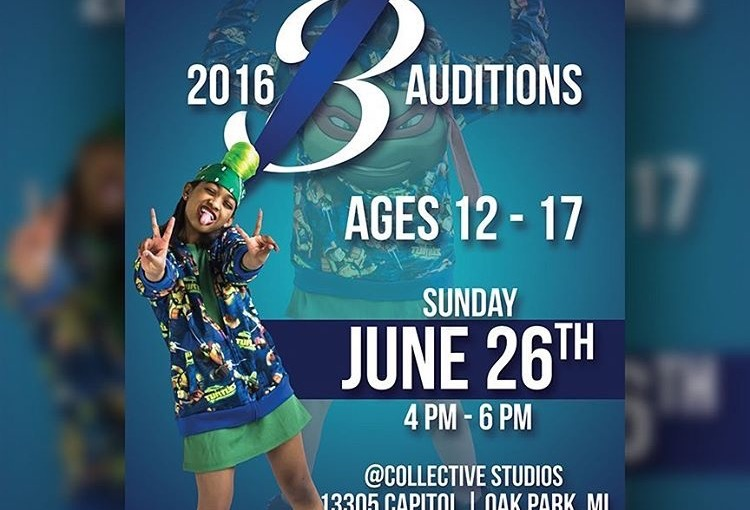 Believe 3 is Having Auditions!!!
