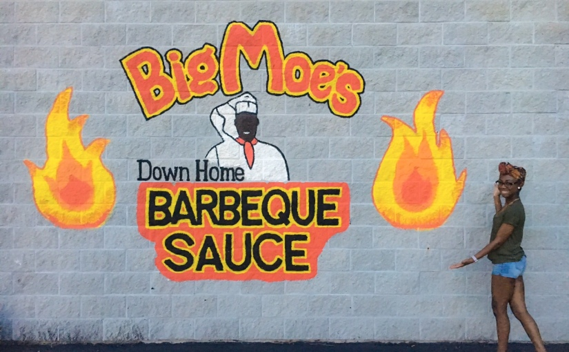 Small Town Summers in Kalamazoo, MI: BigMoe's