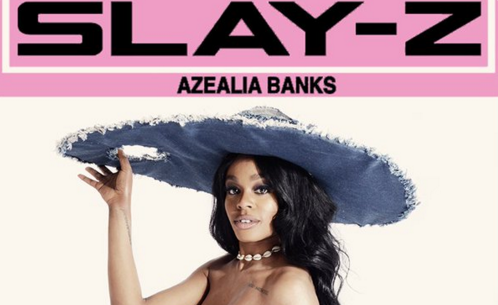 Azealia-Banks-Naked-Topless-Slay-Z