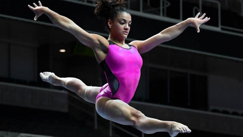 Women of Color Wednesday: Laurie Hernandez