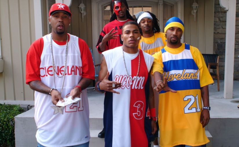 Hottest Party Of The Summer: Nelly, Chingy, & The St. Lunatics